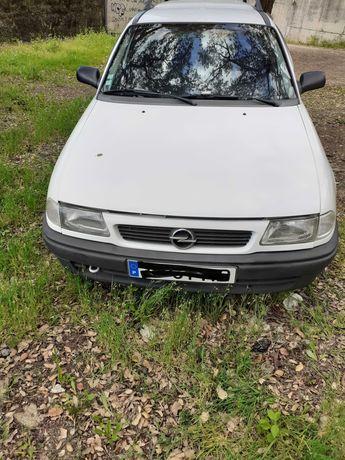 Opel Astra F 1.7TD