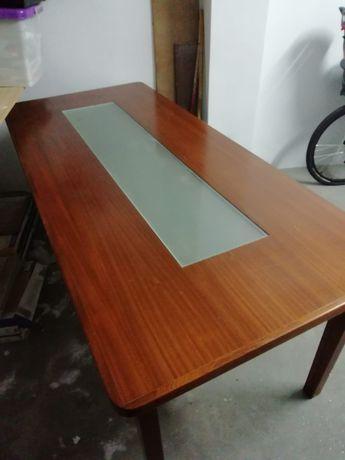 Mesa madeira 90×200
