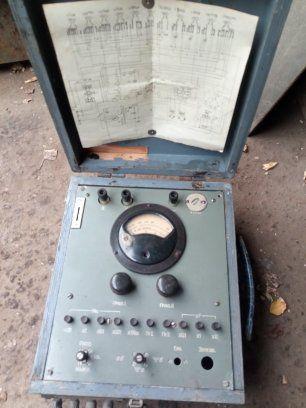 Измерительный прибор СССР
