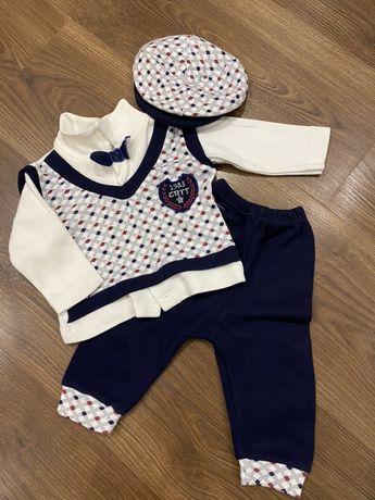 Нарядный костюм на малыша