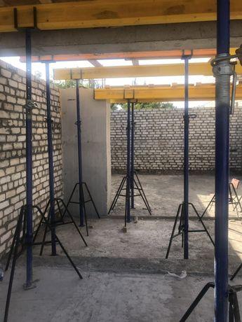 Опалубка, стойка, стійка телескопічна для опалубки перекриття