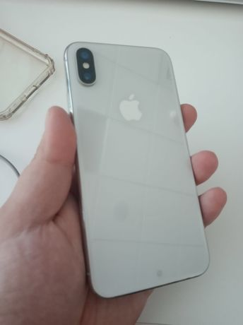Продам iphone X 256 silver
