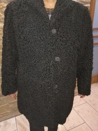 Kurtka/futro z grzbietów karakułów rozmiar 46