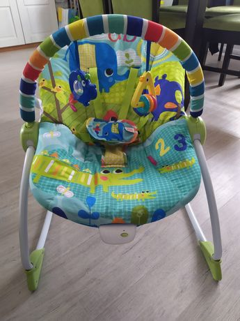 Leżaczek Bujaczek Kids II z wibracjami