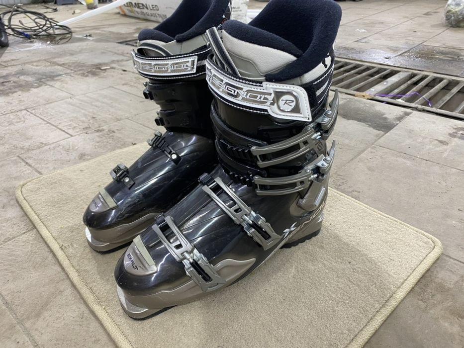 Ботинки лыжные горнолыжные 44р Ирпень - изображение 1