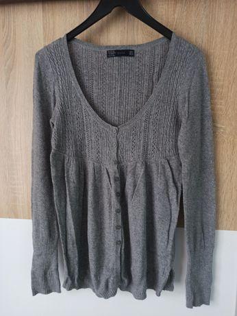 Sweterek szary Zara M
