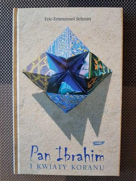 "Sprzedam książkę ""Pan Ibrahim i kwiaty Koranu"" Erica Emmanuela Schmitt"