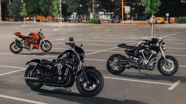 Harley Davidson Sportster Forty-Eight 1.2 custom