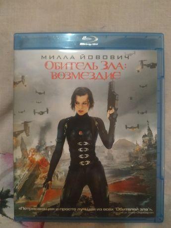 Обитель зла: Возмездие (Blu-ray)
