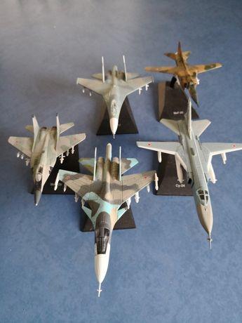 Су-24,Су34,миг25, ту128