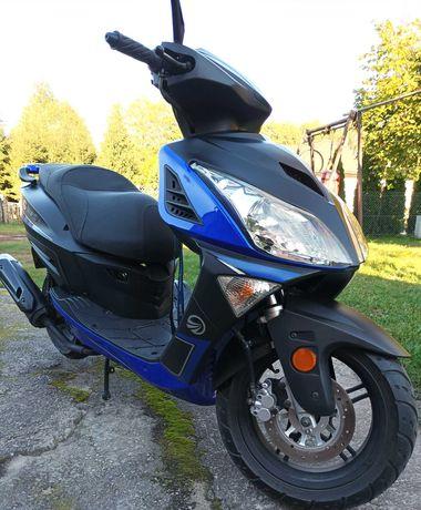 ROMET  Motors  ZNAT  50