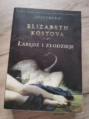 Książka Łabędź i złodzieje Elizabeth Kostova