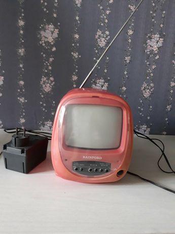 Телевизор 700р красный