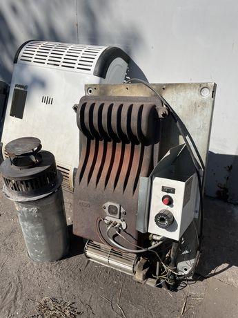 Конвектор с закрытой камерой сгорания