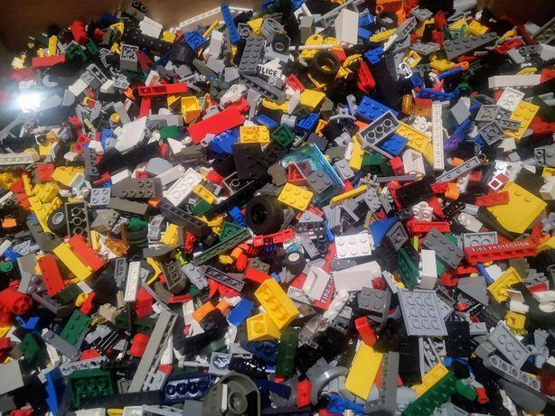 Klocki Lego 9 kg  Kombatybilne, Kazi, Cobi, Blox,Lego