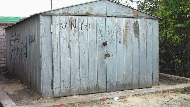 Продам железный разборной гараж