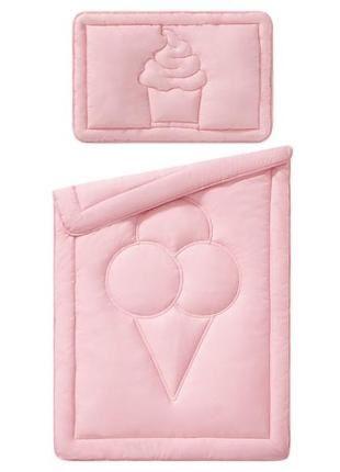 Детский постельный комплект подушка+одеяло Miomare Германия