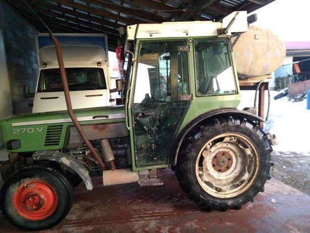 Ciągnik sadowniczy Fendt 270v