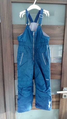 spodnie narciarskie zimowe na śnieg Coccodrillo rozmiar 116