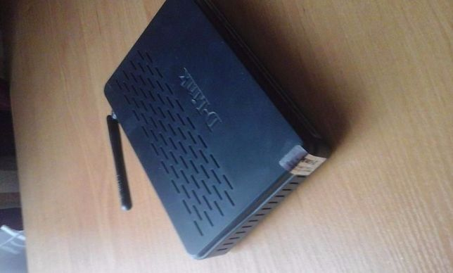 D-Link-роутер Wi-Fi