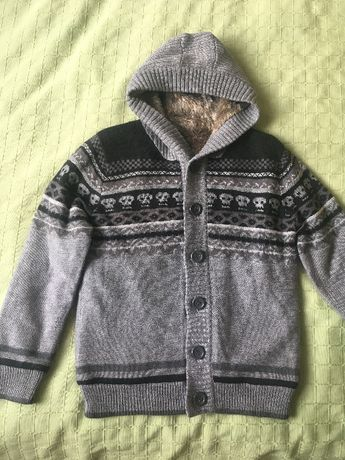 Кофта куртка демисезон 12 лет мальчик