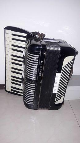 Akordeon Hohner Tango II M 96 Bas Stan Bardzo Dobry z Futerałem