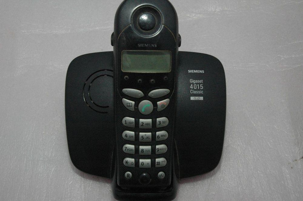 Продам радиотелефон Siemens Gigaset classic 4015 Бобровица - изображение 1