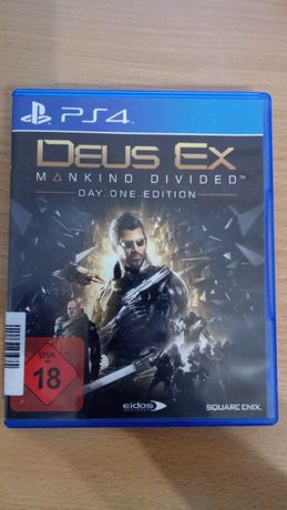 PS4 Deus Ex: Mankind Divided Playstation 4