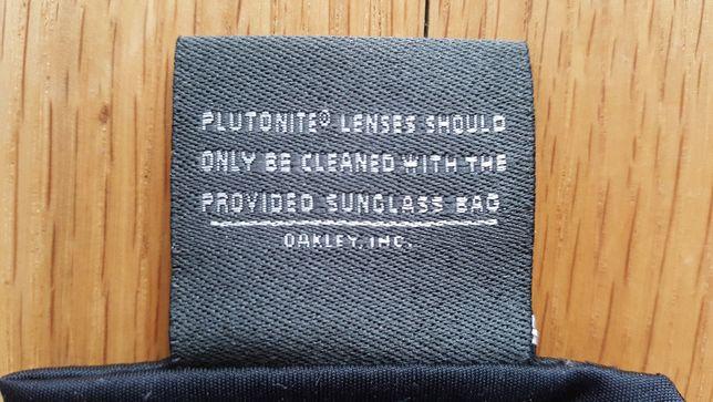 Etui / woreczek na okulary Genuine Software Oakley