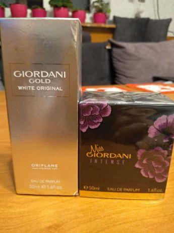 Perfumy serii Gordani - Oriflame
