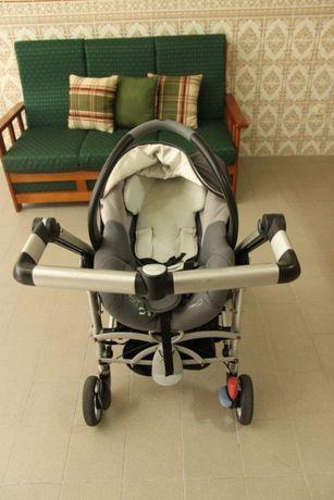 Carrinho Lolla bébéconfort + baby cock