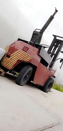 Wózek widłowy GPW Gliwice zremb