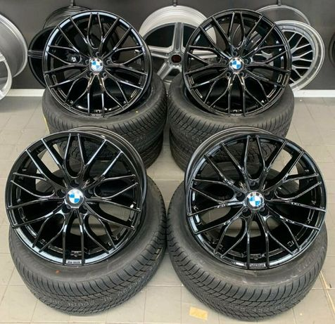 Alufelgi MM01 8x18 ET30 5x120 Do BMW 5er F10 F11 3er E46 E90 E91 E92
