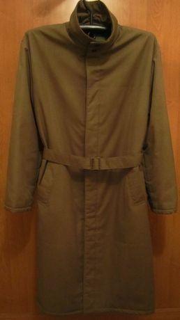 Демисезонное мужское пальто р.48