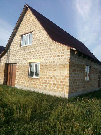 Будинок з ракушняку розміри 13.8*9.8