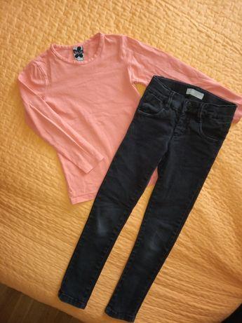Шкільна форма next, hm, джинси, штани, реглан, кофта 6лет, 116см