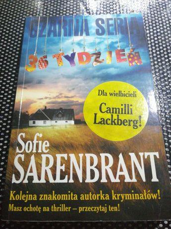 "Książka ""36 tydzień"" - Sofie Sarenbrant"