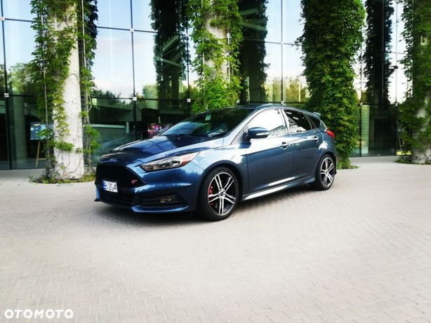Ford Focus Ford Focus ST Zamiana