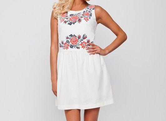 Продам новое платье фирмы Ненька р. М, вышиванка