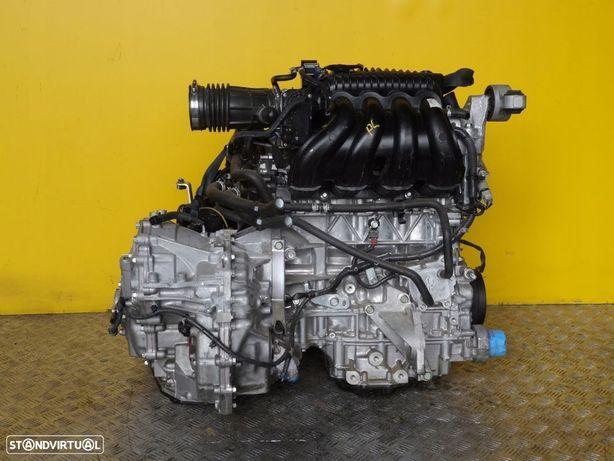 Motor NISSAN X-TRAIL 2.5L 165 CV - QR25 QR25DE