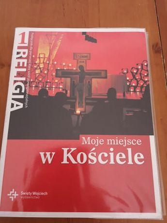 Religia 1 Moje miejsce w Kościele Podręcznik Praca zbiorowa