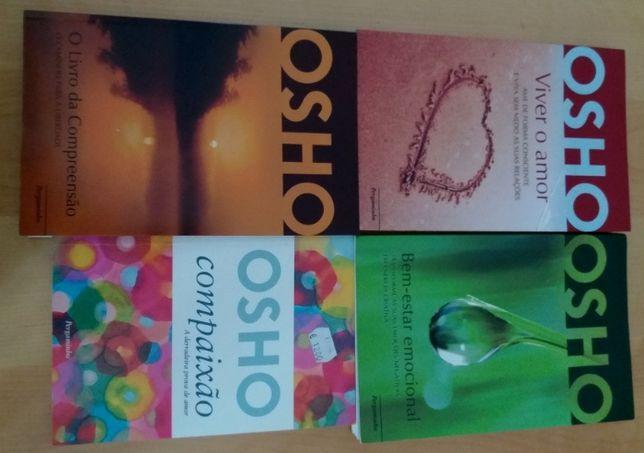 Livros Auto-Ajuda, Desenvolvimento Pessoal - Pack OSHO