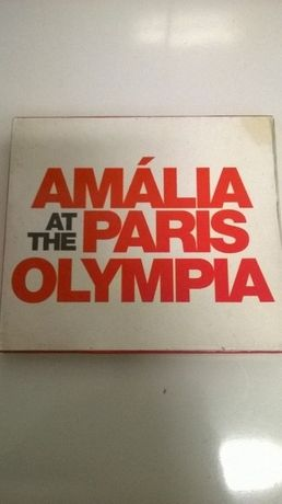 Amália at the Paris Olympia (portes incluídos)