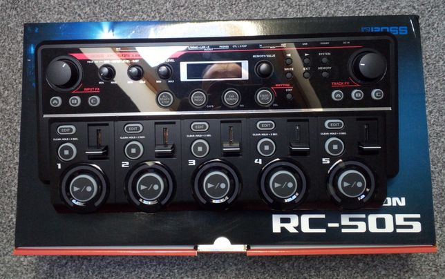 Looper Boss RC 505 Loopstation