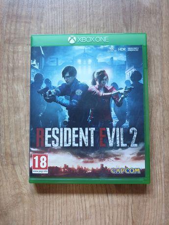 Resident Evil 2 REMAKE - Xbox One BDB PL