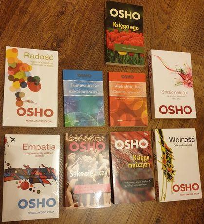 OSHO Radość, Ego, Empatia, Wolność, Seks, Księga, Buntowniczość...