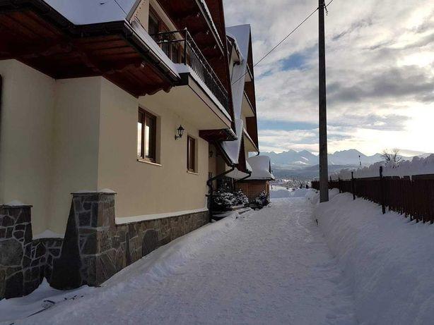 Tatra WIDOK na STOKU Narciarskim