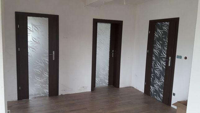 Drzwi wewnętrzne Vetro A z DRE