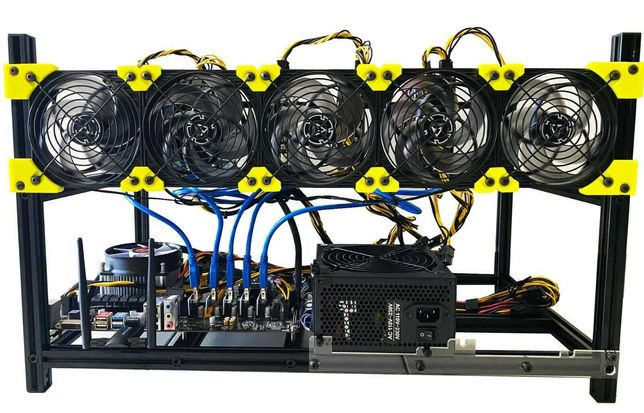 KOPARKA KRYPTOWALUT ETH | Nvidia 3060, 2060 Radeon RTX 5700, 6700 inne
