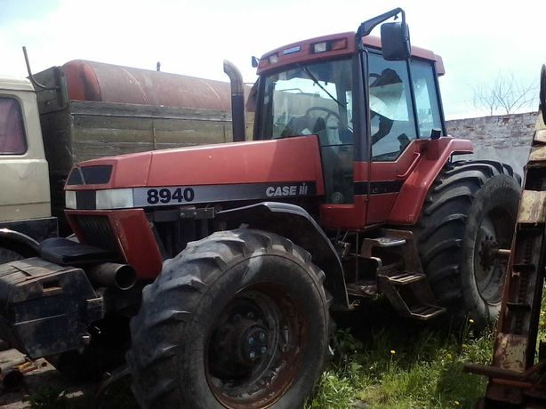 Трактор  Кейс Case магнум 8940  WTS